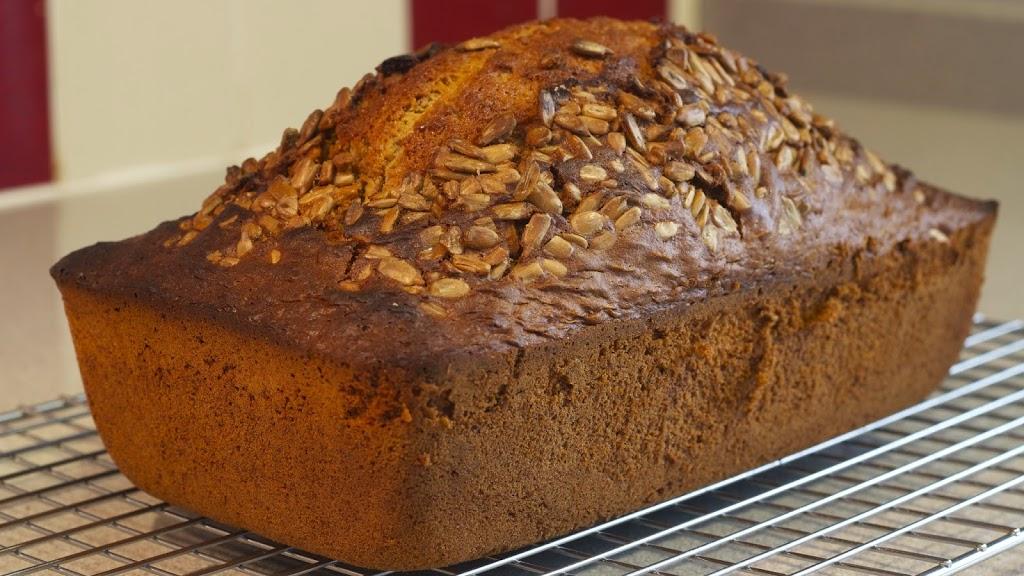 Bizcocho integral con harinas de trigo centeno y espelta - Harina integral de trigo ...