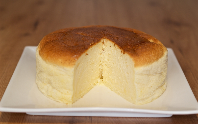 Tarta Japonesa (Soft Cotton Cake)
