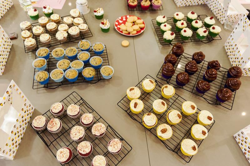 cupcakes resultado final taller alma obregon