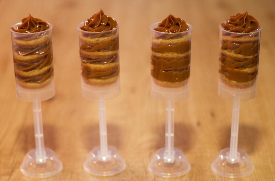 Cuatro Cake Push Pops