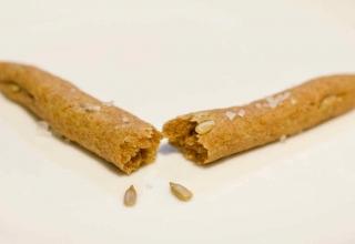 Rosquilletas de Harina de Espelta con Pipas