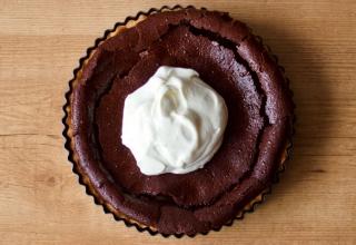 Tarta de Chocolate «Criadas y Señoras»